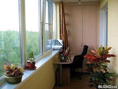 Отделка, обшивка балконов (лоджий) пластиком от компании окн.