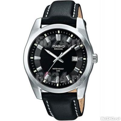 Мужские часы Casio EFR-535BL-1A4 Женские часы Roamer 942.980.48.23.09