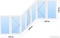 Остекление балконов rehau, сравнить цены в томске - на порта.