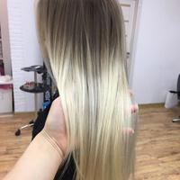 Сколько стоит осветление волос в новосибирске
