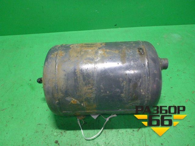 установка воздухоосушителя и ресивера volvo